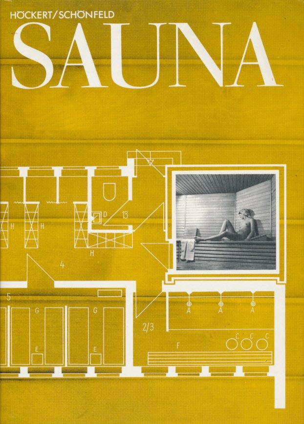 Gebrauchtes Buch Hockert Manfred Sauna Planung