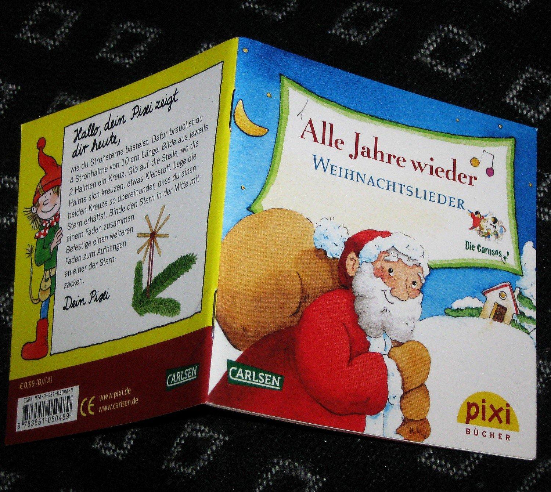 Alle Jahre wieder - Weihnachtslieder Traditionelle Lieder vom ...