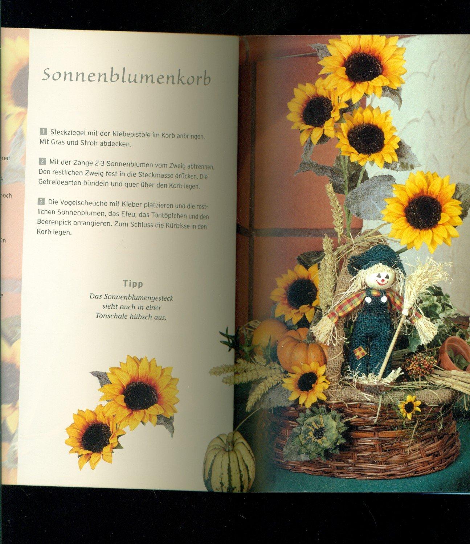 Herbst Floristik Schöne Deko Ideen