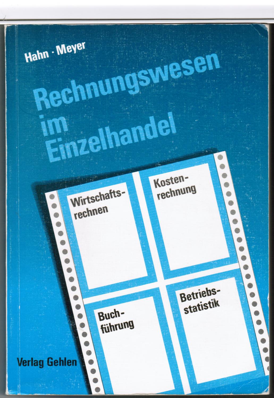 Rechnungswesen Im Einzelhandel Mit Lösungsbuch Wirtschaftsrechnen