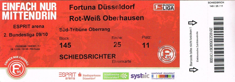 Tickets Fortuna