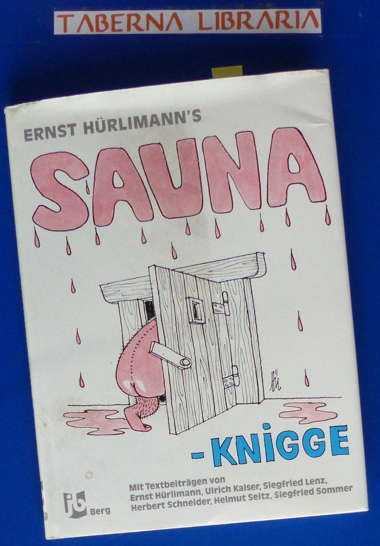 Sauna Ernst Hurlimann Buch Gebraucht Kaufen A02jocra01zz5