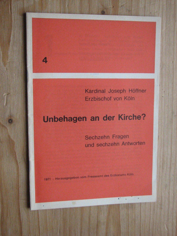 """Verführerisch Höffner Köln Dekoration Von """"höffner Kardinal Joseph (erzbischof Von Köln)"""" –"""