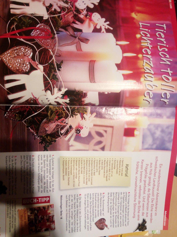 Winter Und Weihnachen Nr13 Malen Basteln Dekorieren Getelten