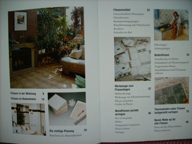 Fliesen In Der Wohnung Materialkunde Werkzeuge Planung Untergrund