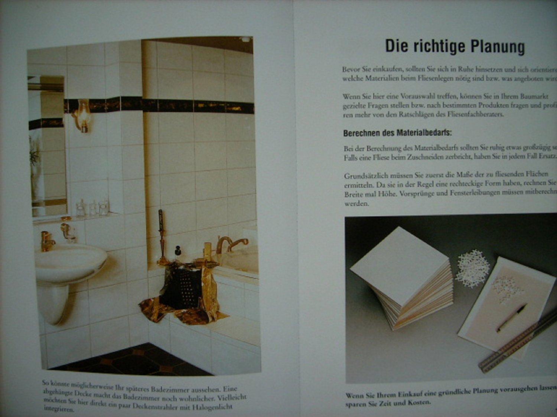 Fliesen In Der Wohnung Materialkunde Werkzeuge Planung Untergrund - Untergrund für fliesen im bad