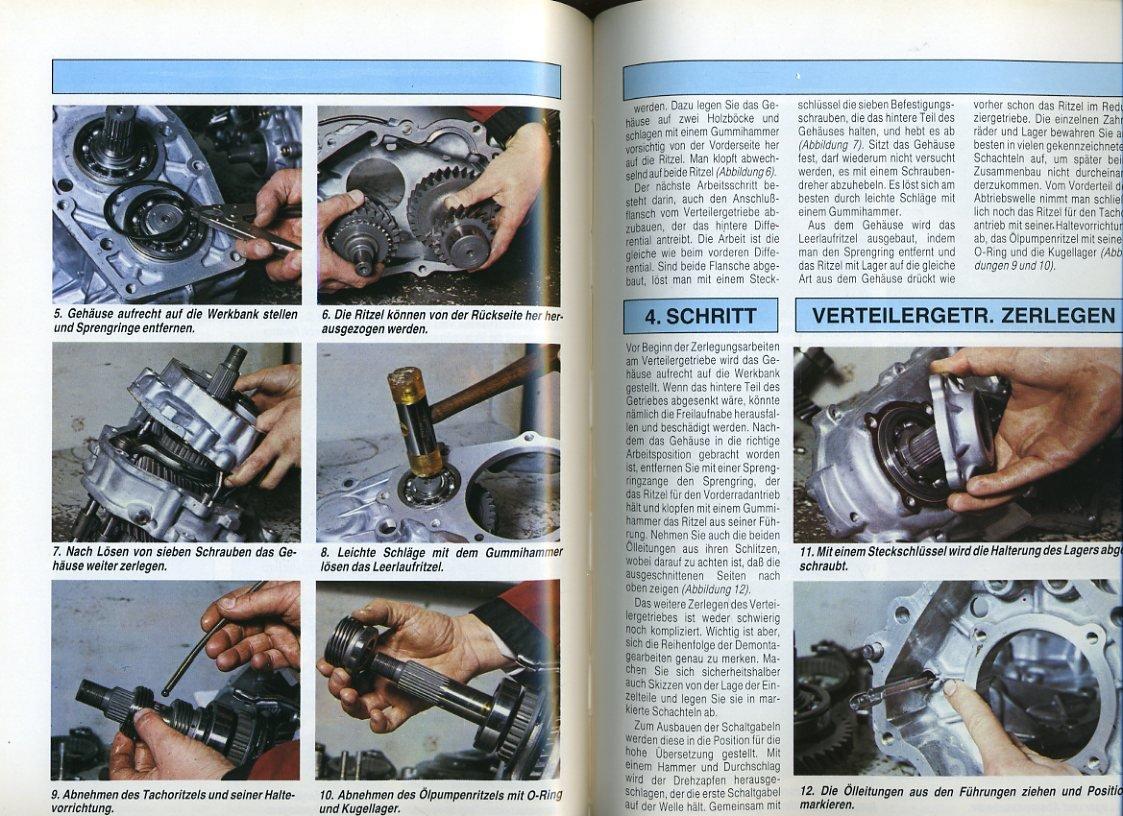 auto handbuch - band 30 ° Mach es selbst - Schritt für Schritt ...