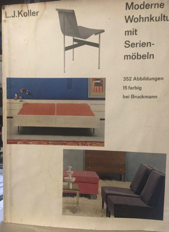 """Moderne Wohnkultur mit Serienmöbeln"""" – Bücher gebraucht ..."""