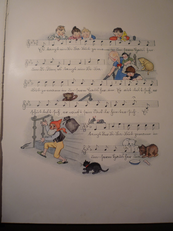 """Deutsche Kinderlieder 3"""" (Elisabeth Hasse) – Buch antiquarisch ..."""