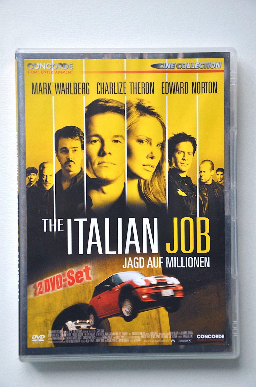 The Italian Job Jagd Auf Millionen Igary Gray Film Gebraucht