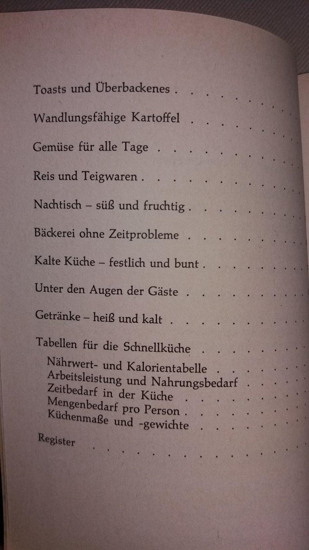 """Schnell gekocht in kleiner Küche"""" (Roland Göök) – Buch gebraucht ..."""