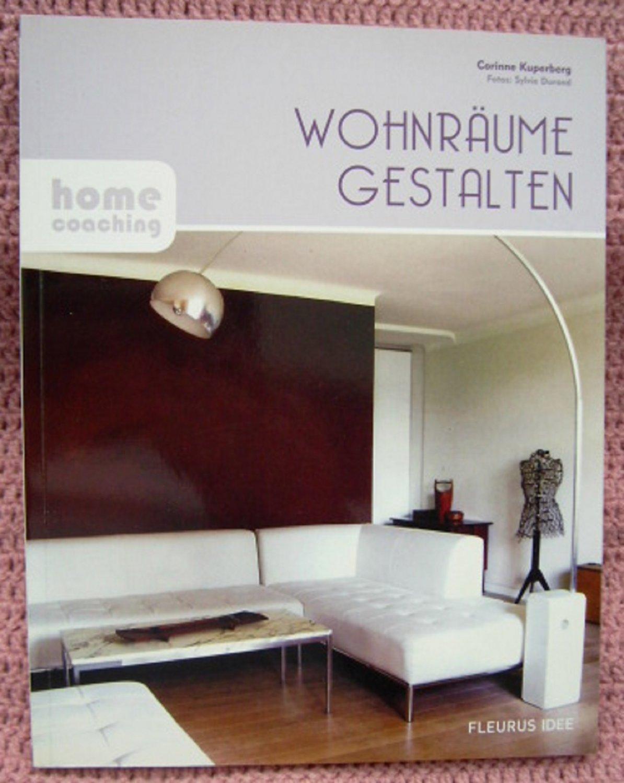 Wohnräume gestalten • Home Coaching • Böden und Wände Eßbereich ...