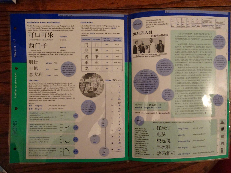 Pons Schriften Auf Eine Blick Chinesisch Buch Gebraucht Kaufen A02jawuj01zz3