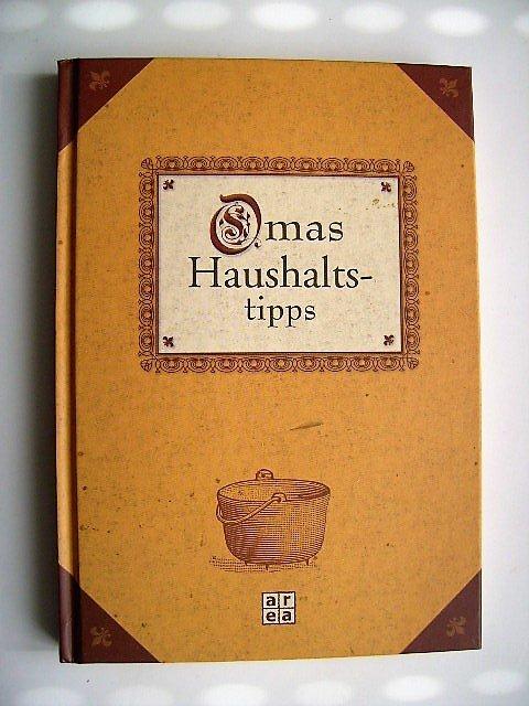 Omas Haushaltstipps Buch Gebraucht Kaufen A02jek0p01zzb