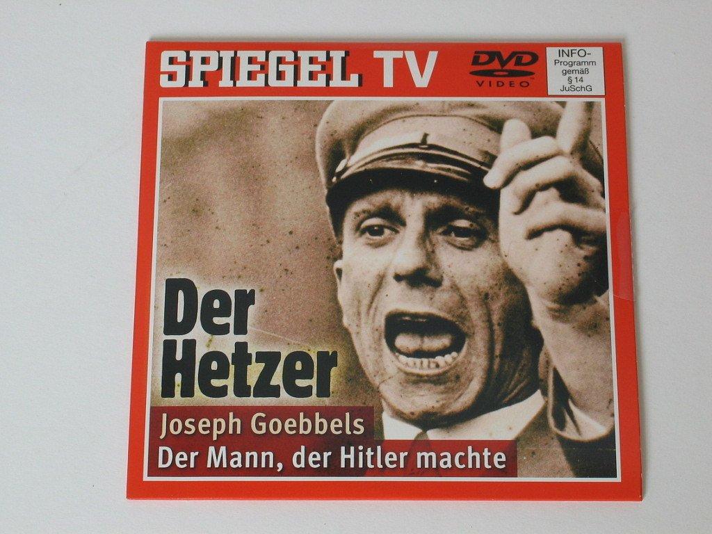 Spiegel tv der hetzer joseph goebbels filme for Spiegel tv film der woche