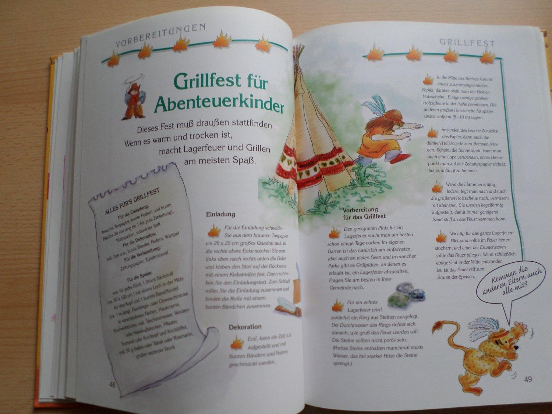 """Die tollsten Kinderfeste"""" (Pabst Ingrid Riedl) – Buch gebraucht ..."""
