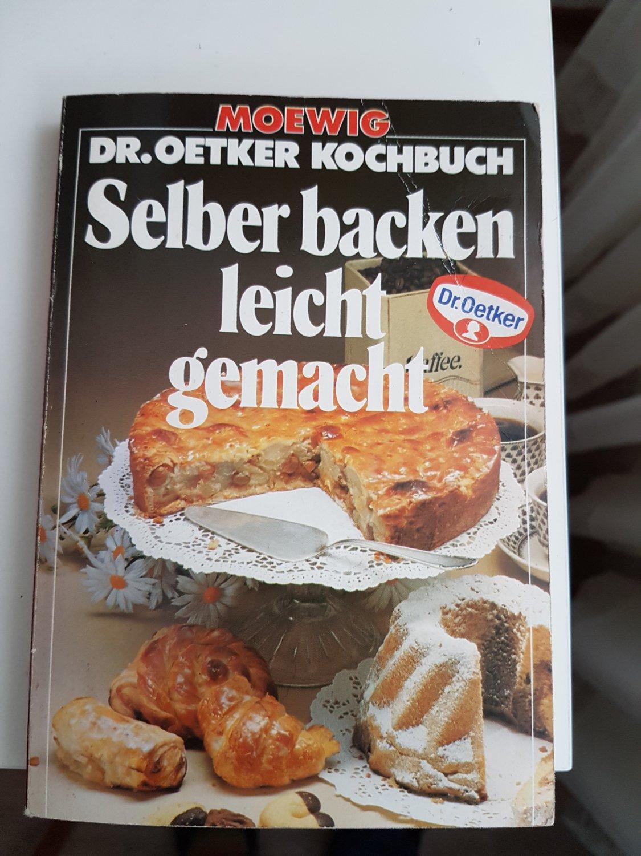 Selber Backen Leicht Gemacht Dr Oetker Kochbuch Buch Gebraucht Kaufen A02jht5s01zzz