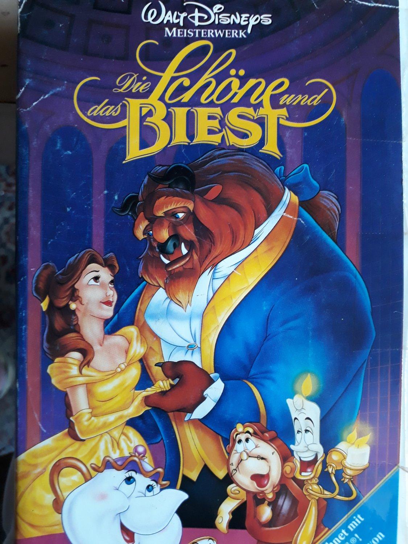 """""""Die Schöne und das Biest/Disney - Film gebraucht kaufen"""