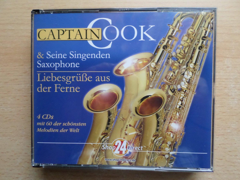 """""""Liebesgrüße aus der Ferne (Captain Cook und seine"""
