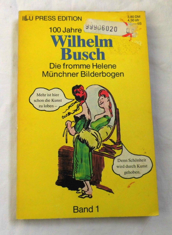 Wilhelm busch gedichte fromme helene