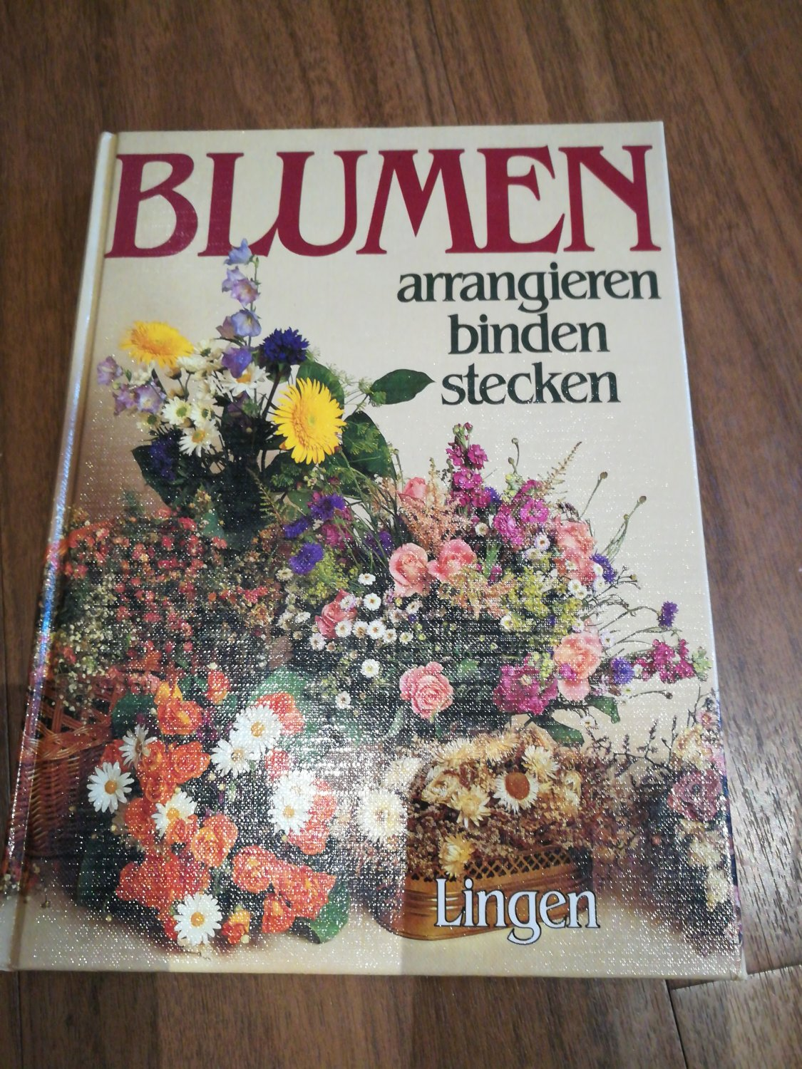 blumen arrangieren binden stecken buch gebraucht. Black Bedroom Furniture Sets. Home Design Ideas