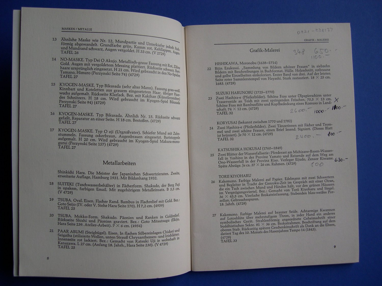 Sammlung Haniel - Haniel Collection - Paul Vautier - Auktion ...