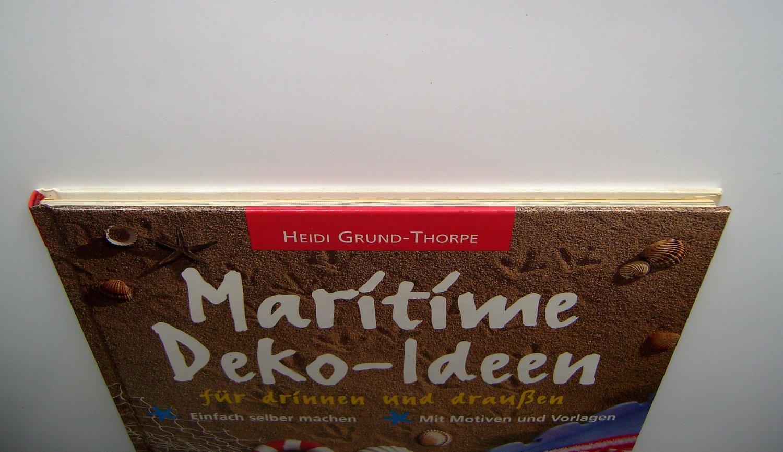 Maritime Deko Ideen Für Drinnen Und Draussen Heidi Grund Thorpe