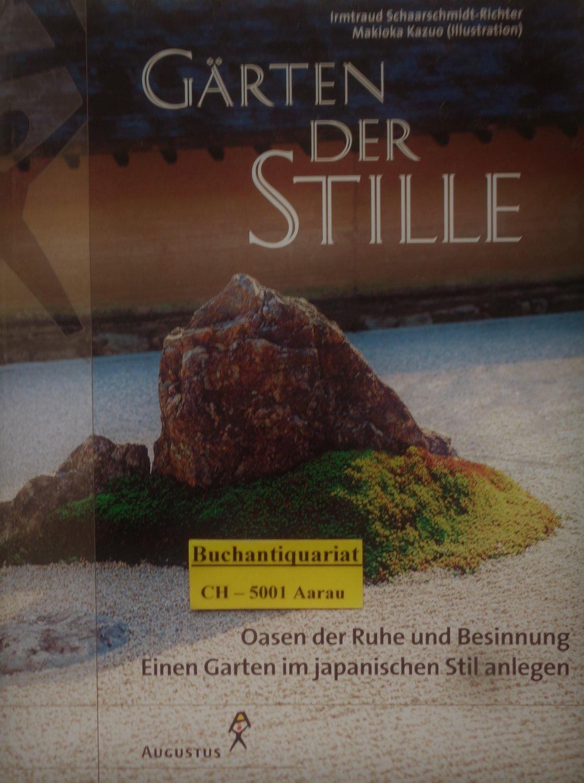"""Richter Garten garten der ruhe - zen garten"""" (irmgard schaarschmidt-richter) – buch"""
