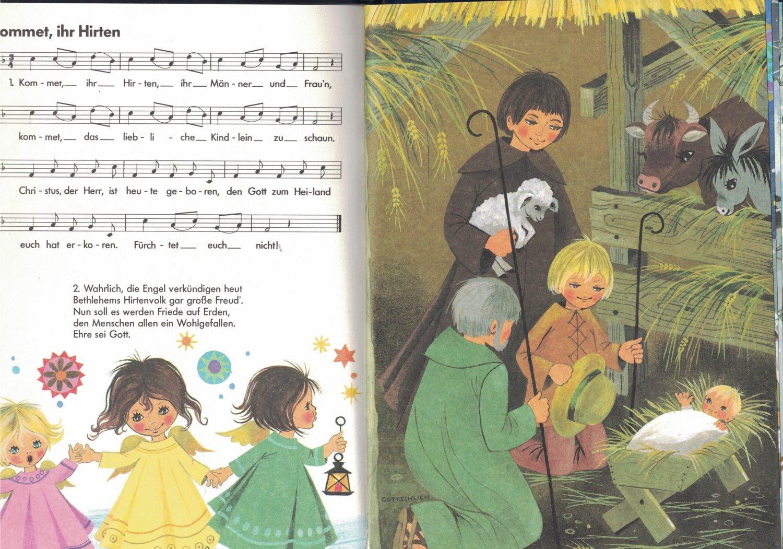 """Wir singen Weihnachtslieder"""" (Gisela Gottschlich) – Buch gebraucht ..."""