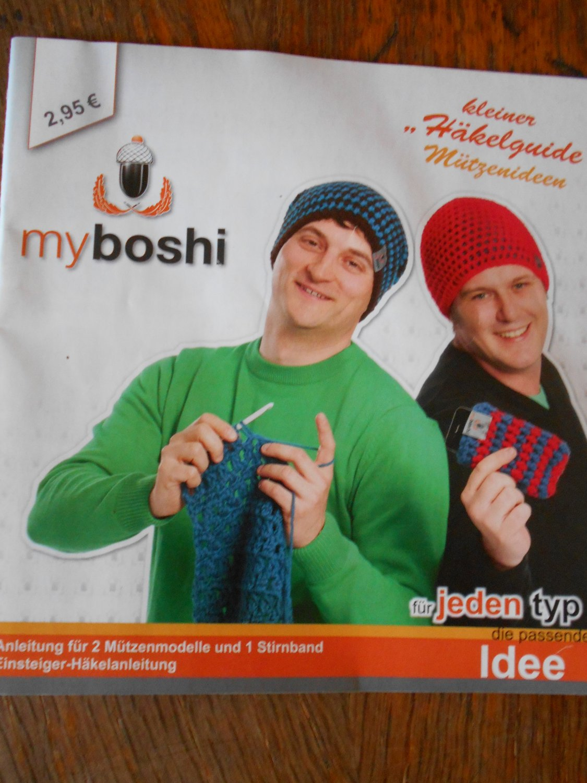 My Boshi Kleiner Häkelguide Mützenideen Buch Gebraucht Kaufen