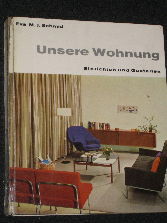 Unsere Wohnung Eva M J Buch Antiquarisch Kaufen A02jyckc01zze