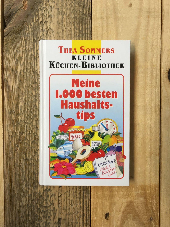 """Kleine Küchen-Bibliothek"""" (Thea Sommers) – Buch gebraucht kaufen ..."""