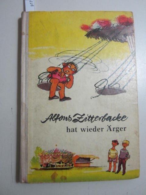 Alfons Zitterbacke Hat Wieder ärger Gerhard Holtz Baumert Buch Antiquarisch Kaufen A02i5veh01zzm
