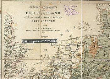 Länder deutschland angrenzende karte an ⓵ angrenzende