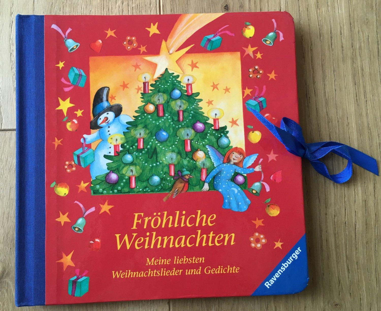Fröhliche Weihnachten – Meine liebsten Weihnachtslieder und Gedichte ...