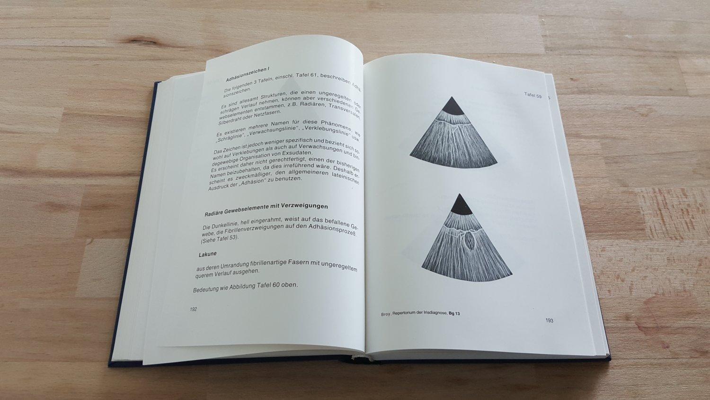 """Repertorium der Irisdiagnose"""" (Joachim Broy) – Buch gebraucht kaufen ..."""