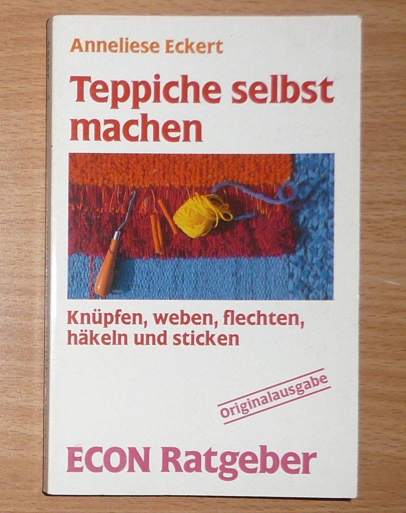 Teppiche Selbst Machen Bücher Gebraucht Antiquarisch Neu Kaufen
