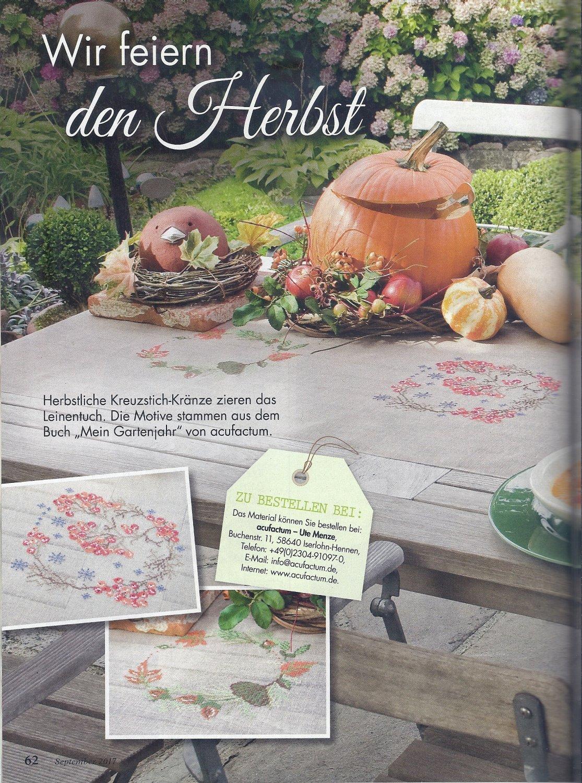 Anna Ideen Zum Selbermachen Kreativ Und Aktuell 9 September Buch
