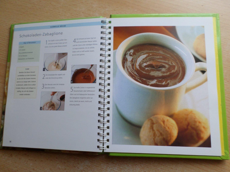 Schnelle Küche - Praktische Rezepte Schritt für Schritt