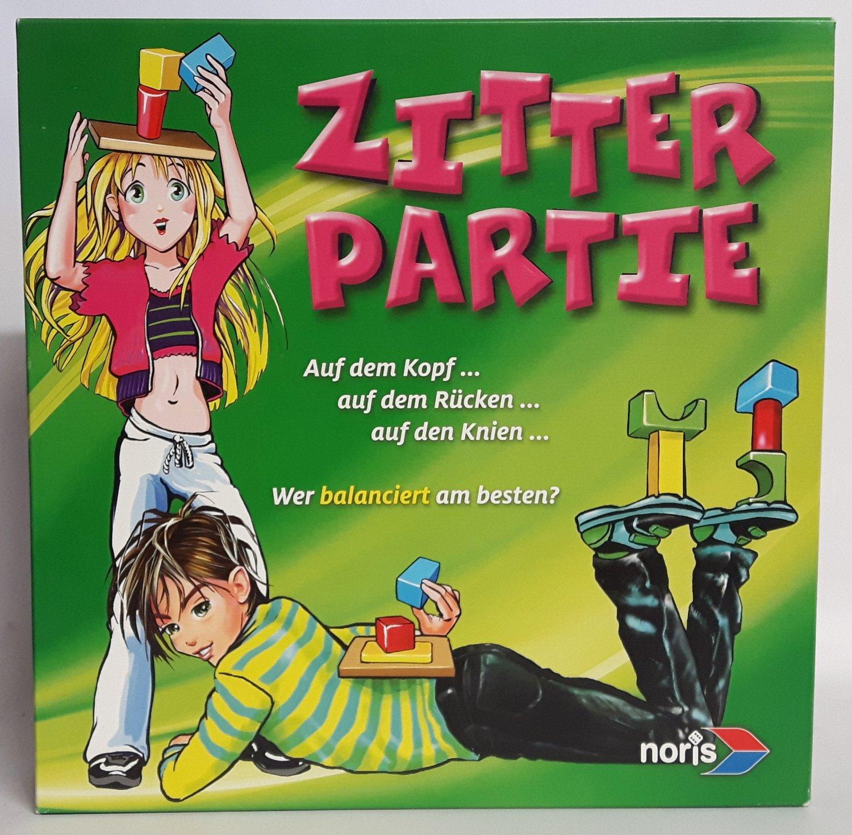 Zitterpartie 2011 Noris Spiele 606016958 Ab 6 Jahren 1 Bis