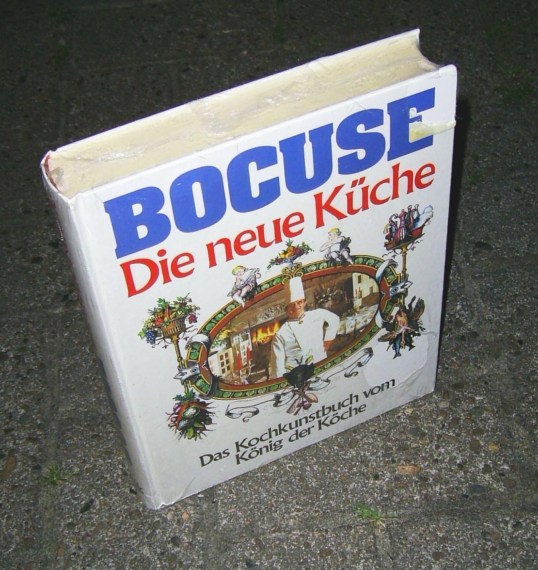 """NEU in Folie - Bocuse - Die neue Küche -Das Kochkunstbuch vom"""" (Paul ..."""