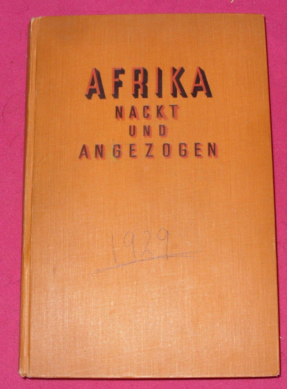 """""""Afrika nackt - und angezogen - Bücher gebraucht"""