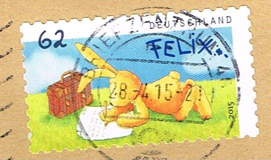 Brief Mit Briefmarke Minr Buch Gebraucht Kaufen A01pxrbh01zzz