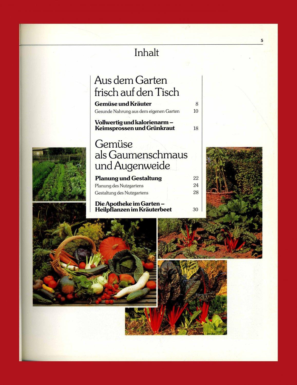 Der Große Adac Ratgeber Garten Gemüse Und Kräuter Mit Pflanzenlexikon Und über 160 Praktischen Extra Tipps