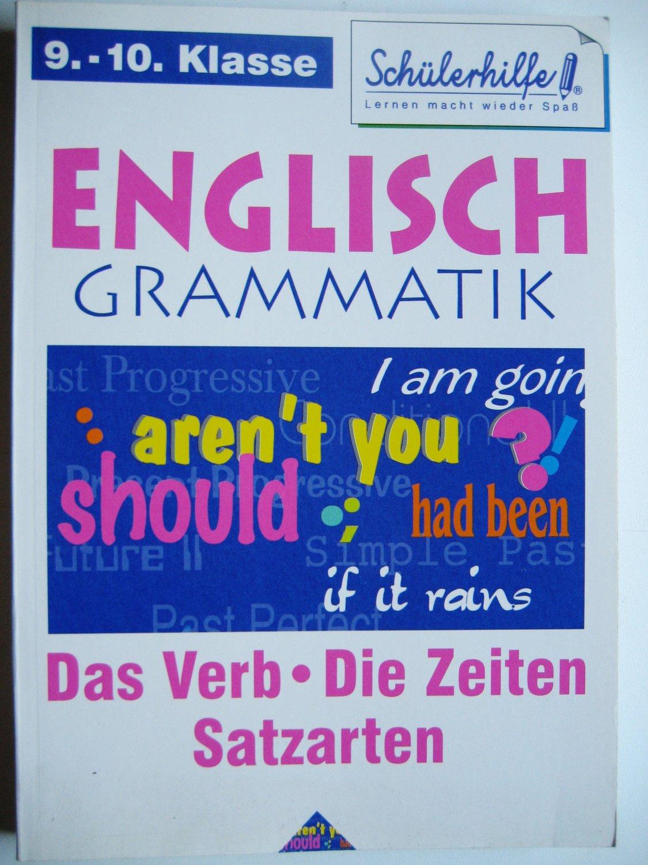 englisch zeiten lernen