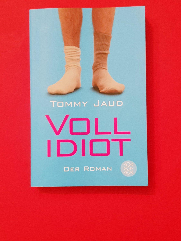 """""""Vollidiot - Der Roman"""" (Tommy Jaud) – Buch gebraucht ..."""