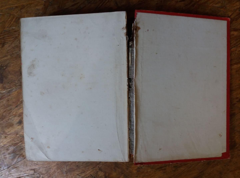 praktisches Kochbuch für die bürgerliche und feinere Küche roter Einband