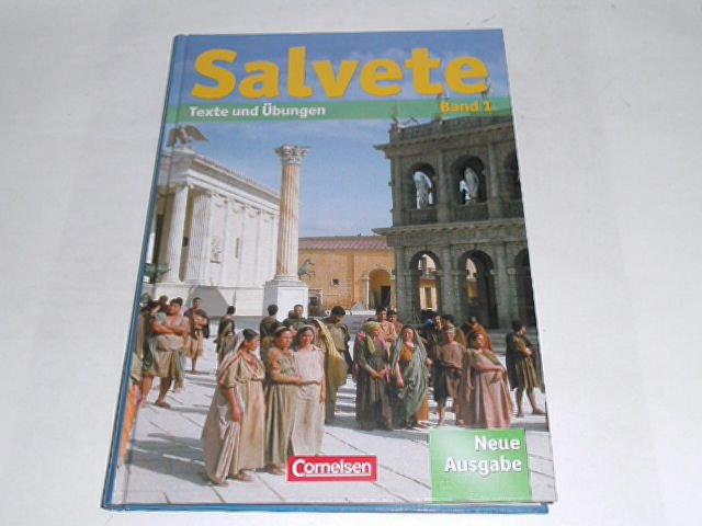 Salvete Band 1 Texte Und übungen Bücher Gebraucht Antiquarisch