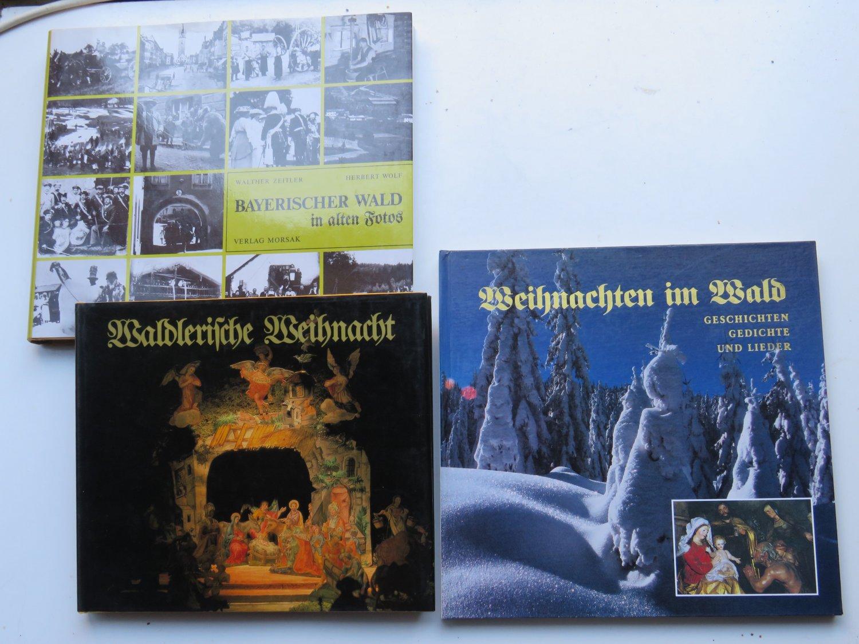Bayerischer Wald In Alten Fotos Weihnachten Im Wald Geschichten Gedichte Und Lieder Waldleriscche Weihnacht Bayerischer Wald Böhmerwald
