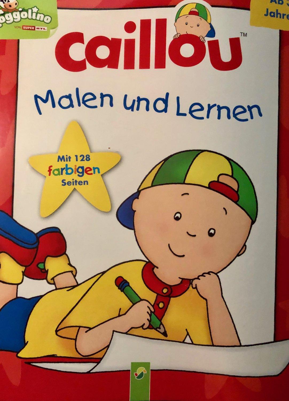 """caillou Malen und Lernen"""" – Bücher gebraucht, antiquarisch & neu"""